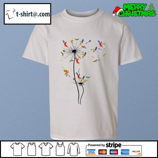 Dandelion Parrots s youth-tee