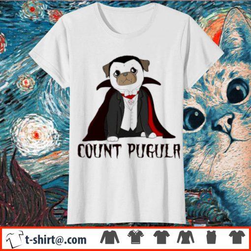 Dracula count pugula s ladies-tee