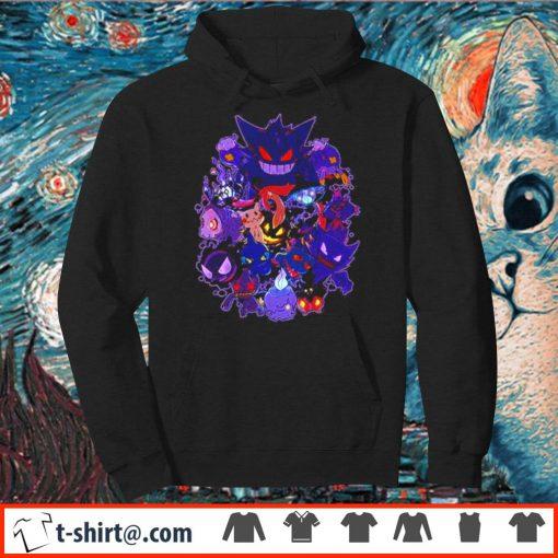Ghost Pokemon Halloween s hoodie