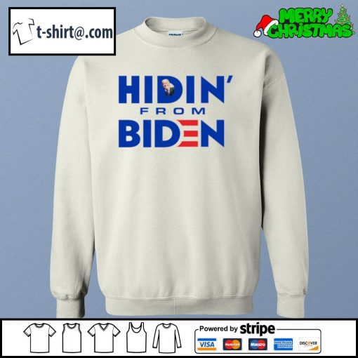 Hidin' from Biden s sweater
