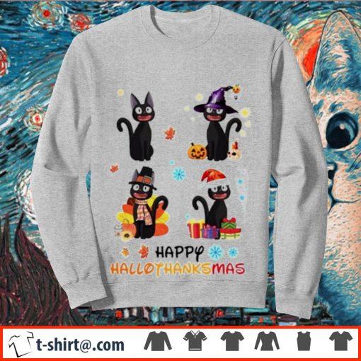 Jiji Happy Hallothanksmas s sweater