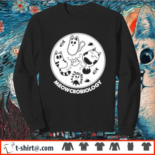Official Meowcrobiology s sweater