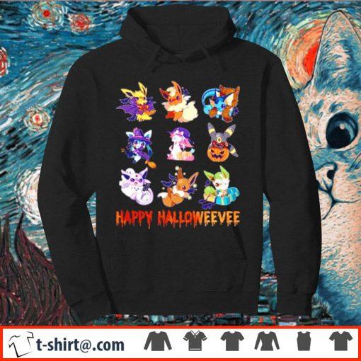 Pokemon Eevee Happy Halloween s hoodie