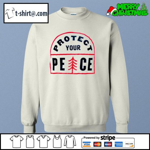 Protect your peace s sweater