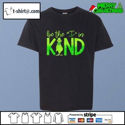 The Grinch be the I in kind s youth-tee