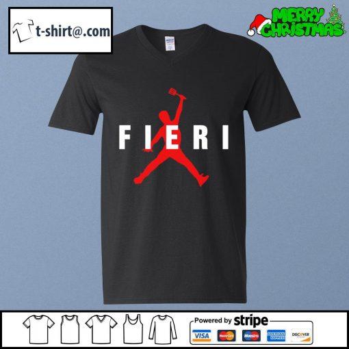 Air fieri s v-neck-t-shirt
