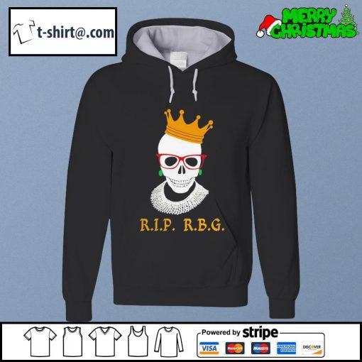 Rip RBG Ruth Bader Ginsburg s hoodie