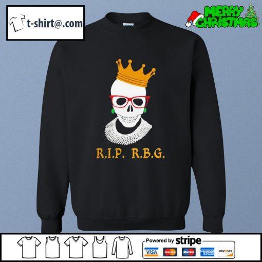 Rip RBG Ruth Bader Ginsburg s sweater
