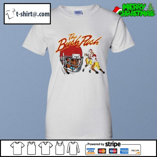 The Bush Push s ladies-tee
