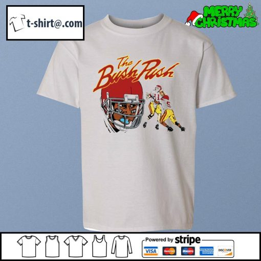 The Bush Push s youth-tee