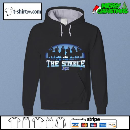 The stable Rays s hoodie