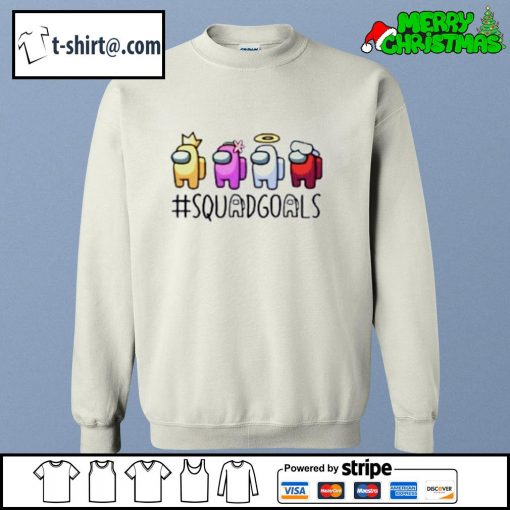 Among Us squadgoals s sweater