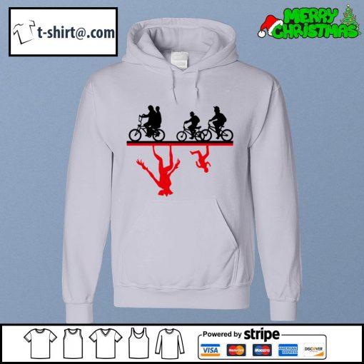Cycle The Upside Down Stranger Things s hoodie