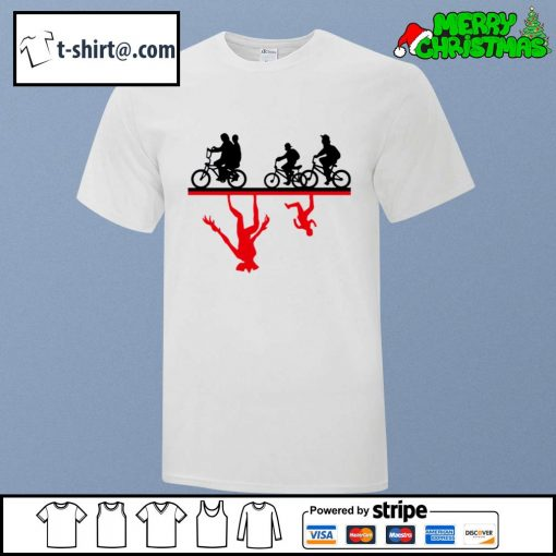 Cycle The Upside Down Stranger Things shirt