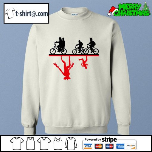 Cycle The Upside Down Stranger Things s sweater