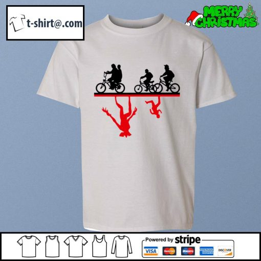Cycle The Upside Down Stranger Things s youth-tee