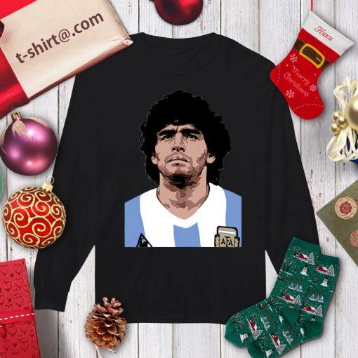 Diego Maradona Best Soccer Player Pullover shirt, hoodie, sweater longsleeve-tee