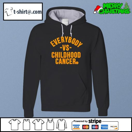 Everybody vs childhood cancer s hoodie