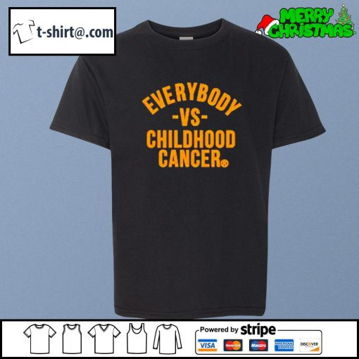 Everybody vs childhood cancer s youth-tee