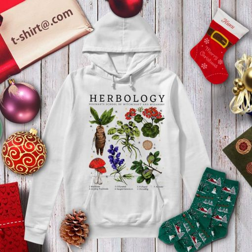 Herbology Hogwarts school of witchcraft and wizardry shirt, sweater hoodie