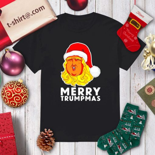 Merry Trumpmas Christmas shirt, sweater
