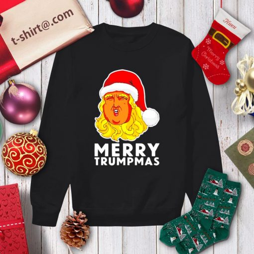 Merry Trumpmas Christmas shirt, sweater sweater
