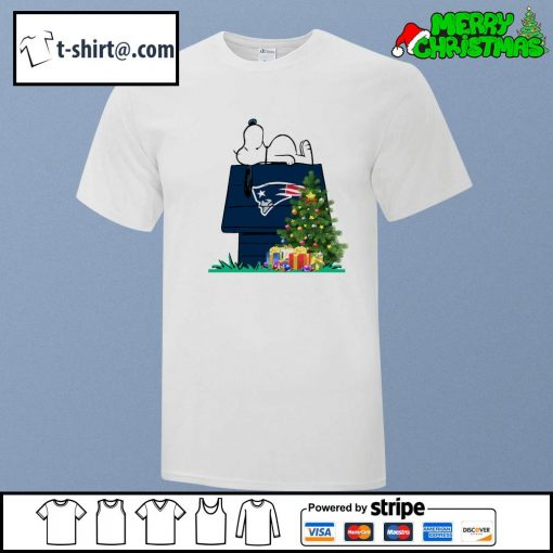 New England Patriots Snoopy NFL Ornament, t-shirt and hoodie shirt