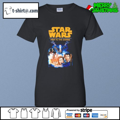 Star Wars heir to the empire s ladies-tee