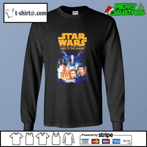 Star Wars heir to the empire s longsleeve-tee