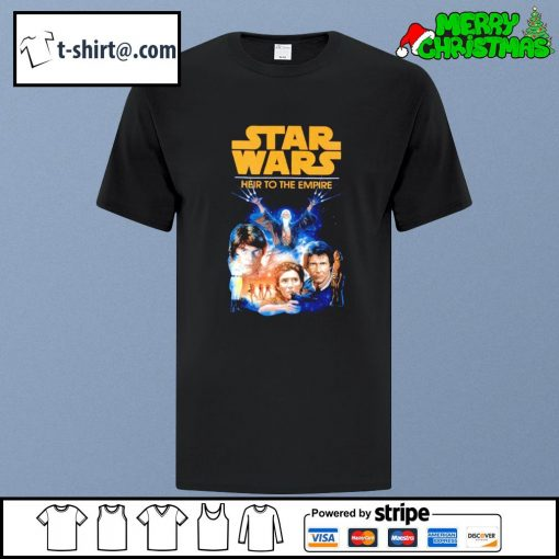 Star Wars heir to the empire shirt