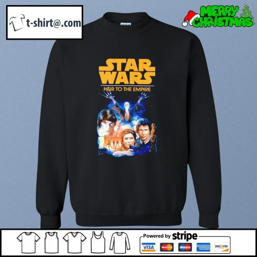 Star Wars heir to the empire s sweater