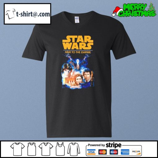 Star Wars heir to the empire s v-neck-t-shirt
