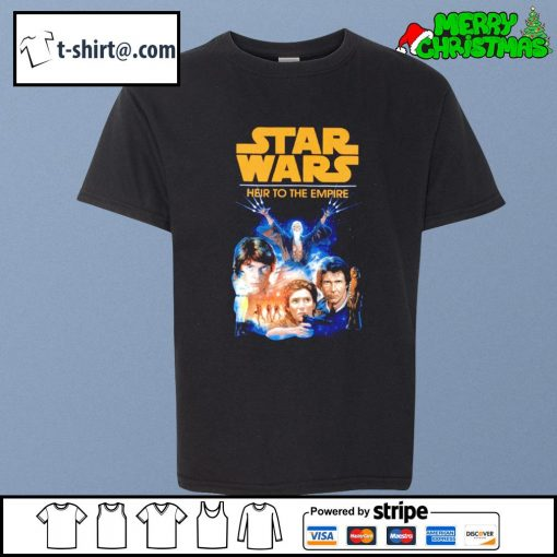 Star Wars heir to the empire s youth-tee