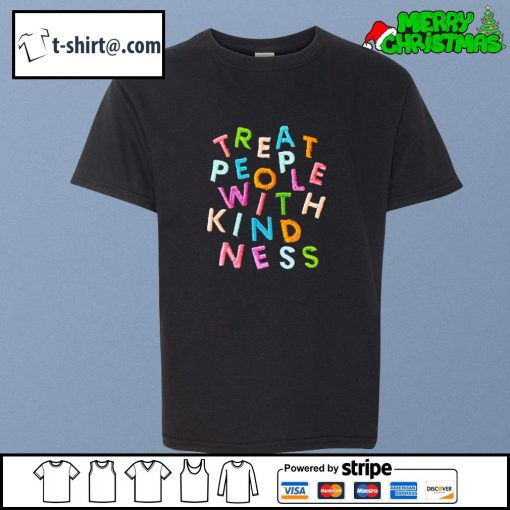 Treat people with kindness s youth-tee