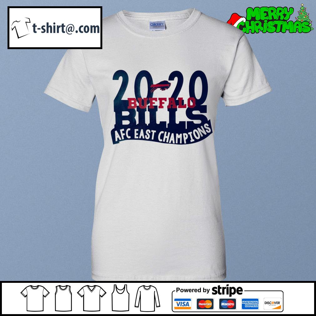 2020 Buffalo Bills Afc East Champions Shirt