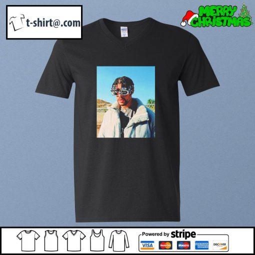 Camiseta bad bunny dakiti s v-neck-t-shirt