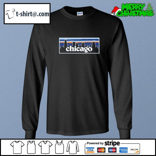Chicagonia Chicago s longsleeve-tee