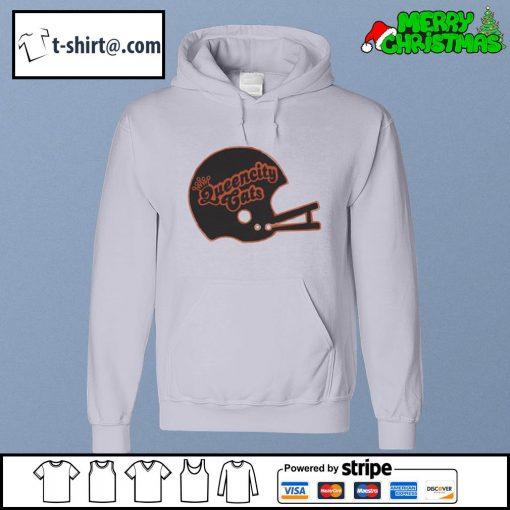 Cincinnati Bengals Queen city cats s hoodie