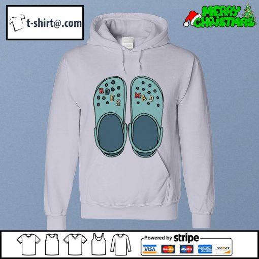 Crocs hoes mad s hoodie