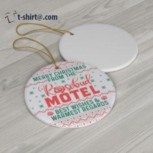 Merry Christmas From The Rosebud Motel Rose Family Schitts