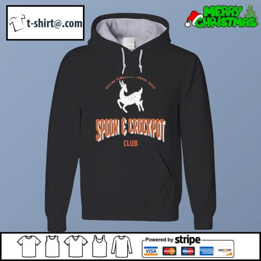 Spoon and Crock Pot Killing Tomorrow's Trophies Today Club Essential T-s hoodie