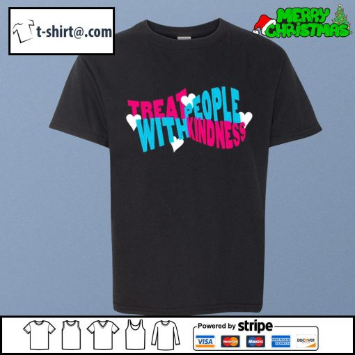 Treat people with kindness Harry Style art s youth-tee