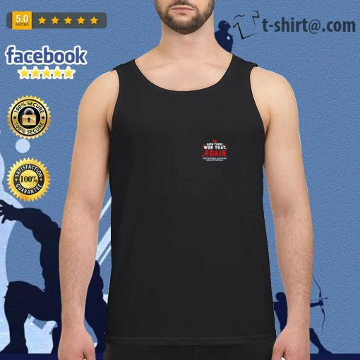 Alabama Crimson Tide 18 Been There Won That Again 2020 National Champions Tour s tank-top