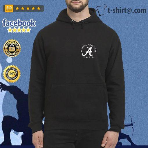 Alabama Crimson Tide College Football Playoff Kings of Football 18x National Champions s hoodie