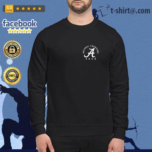 Alabama Crimson Tide College Football Playoff Kings of Football 18x National Champions s sweater