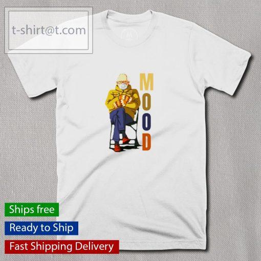 Bernie Sanders inauguration mood t-shirt