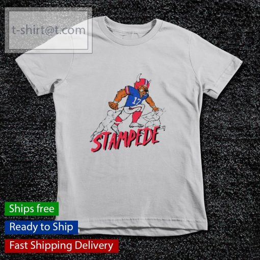 Buffalo Bills QB Stampede s youth-tee