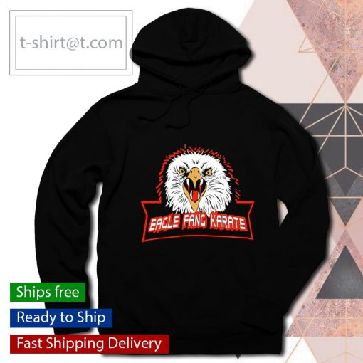 Eagle Fang Karate Cobra Kai s hoodie