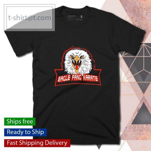 Eagle Fang Karate Cobra Kai shirt