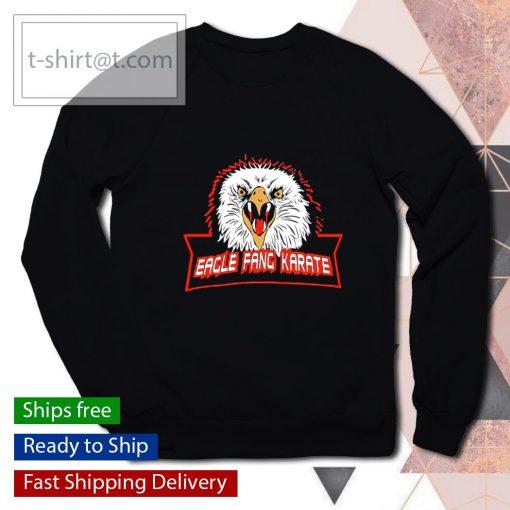Eagle Fang Karate Cobra Kai s sweater